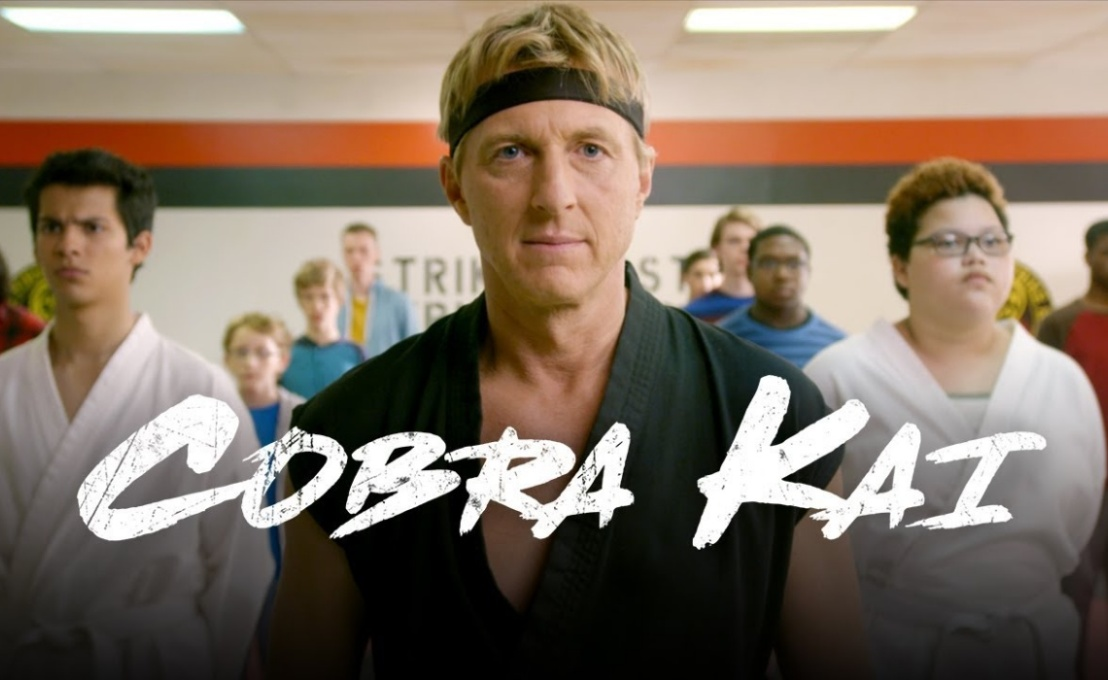 Watch out Netflix, Hulu, and others? Cobra Kai, is a winner for all involved. A mustsee!