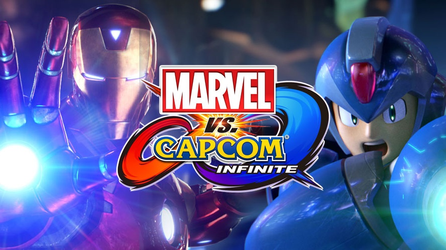 MARVEL VS CAPCOM INFINTE  /    NBA 2K18 (PS4, Xbox One, Switch,PC)